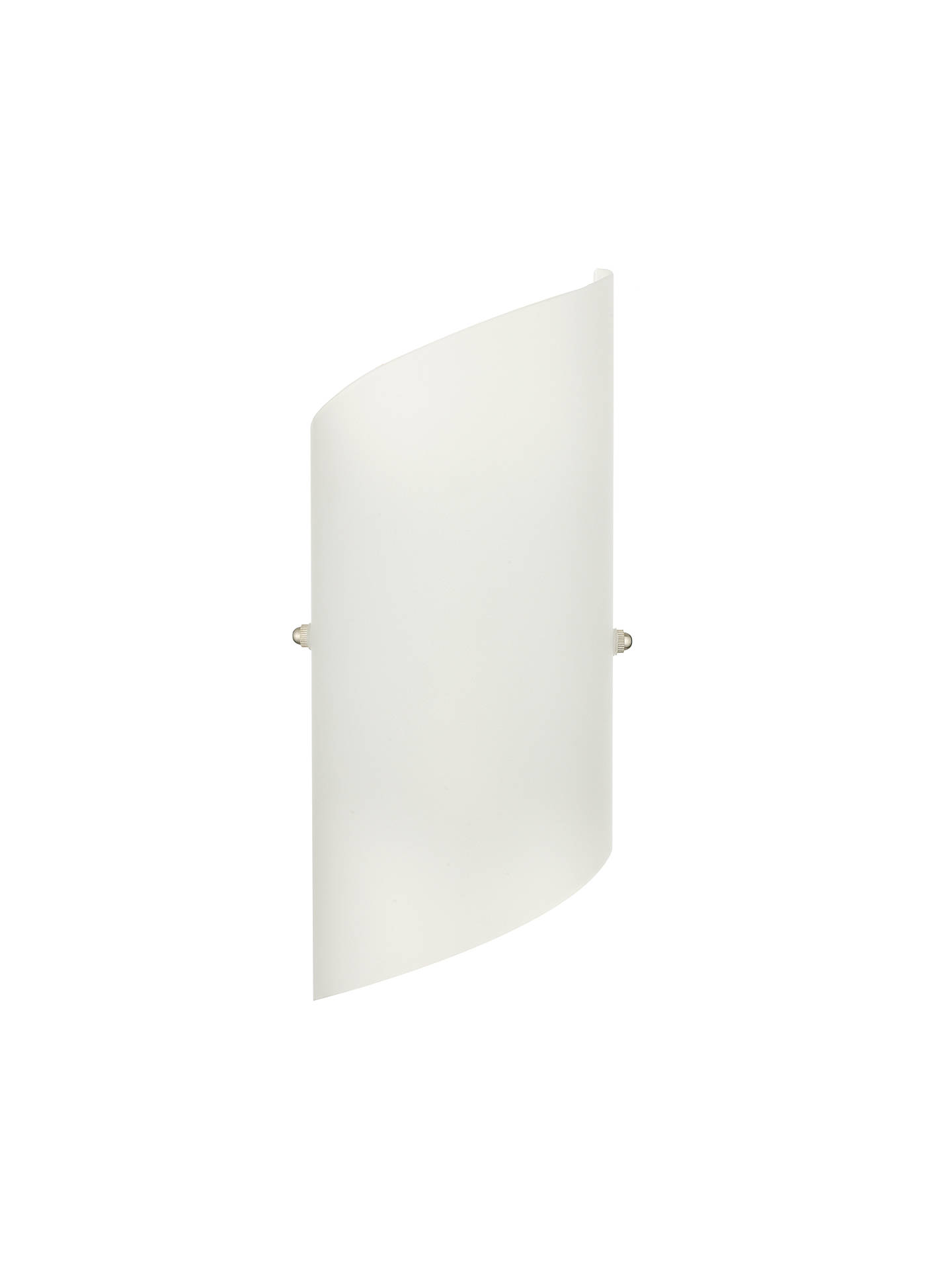 John Lewis Partners Scroll Uplighter Wall Light At Antler Lamp Wiring Kit Buyjohn Online Johnlewis