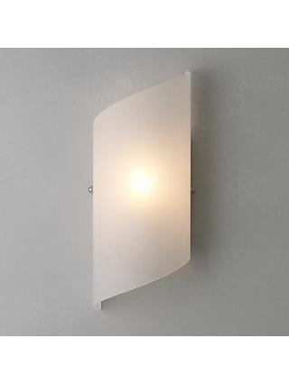 John Lewis & Partners Scroll Uplighter Wall Light