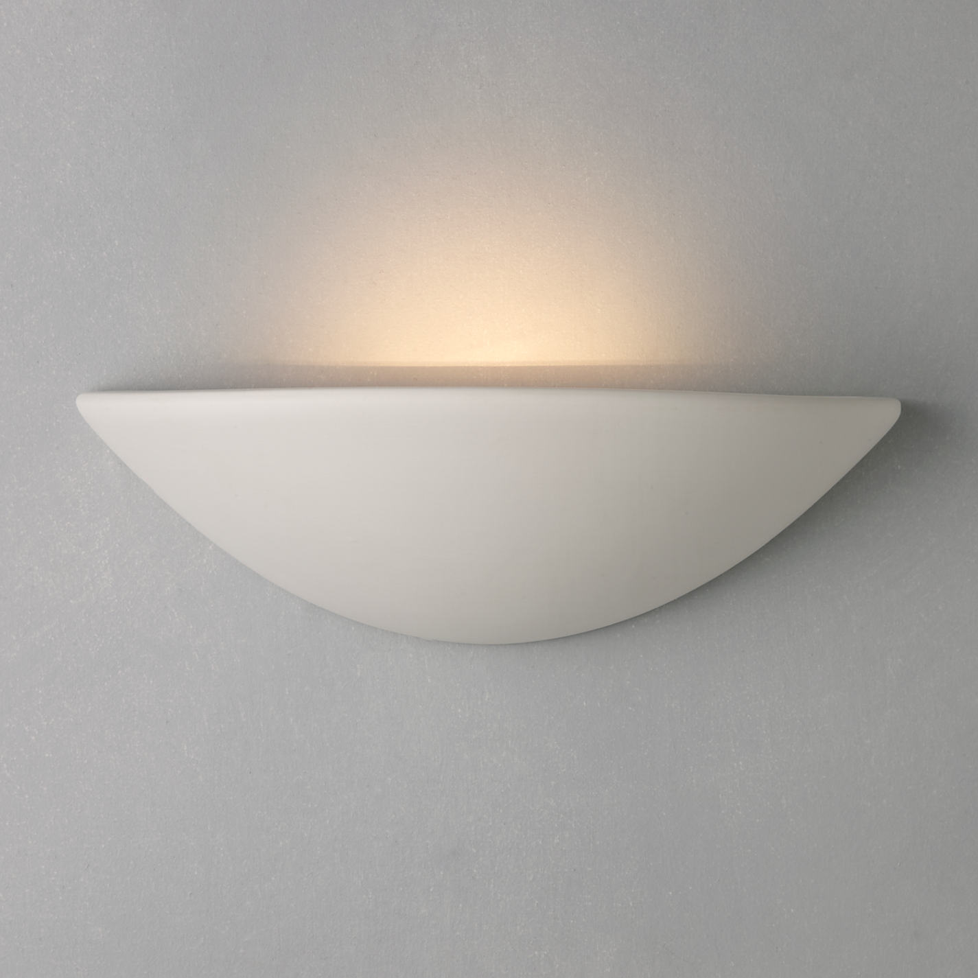 Buy john lewis radius uplighter wall light white john lewis buy john lewis radius uplighter wall light white online at johnlewis aloadofball Images