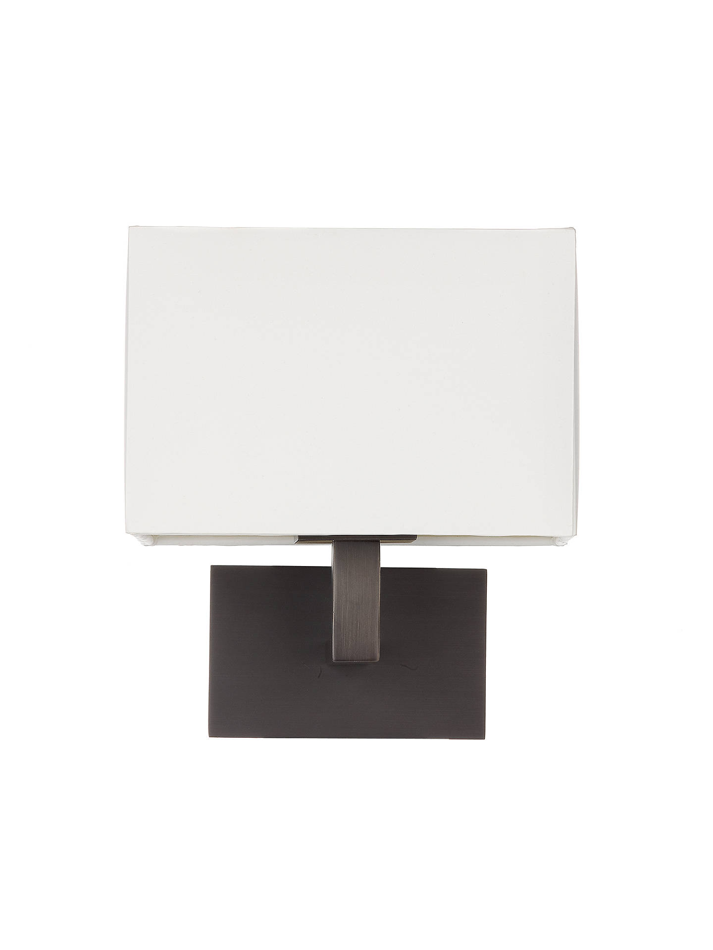 BuyAstro Connaught Wall Light, Bronze Online at johnlewis.com