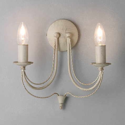 Buy John Lewis Jubilee Wall Light 2 Arm John Lewis