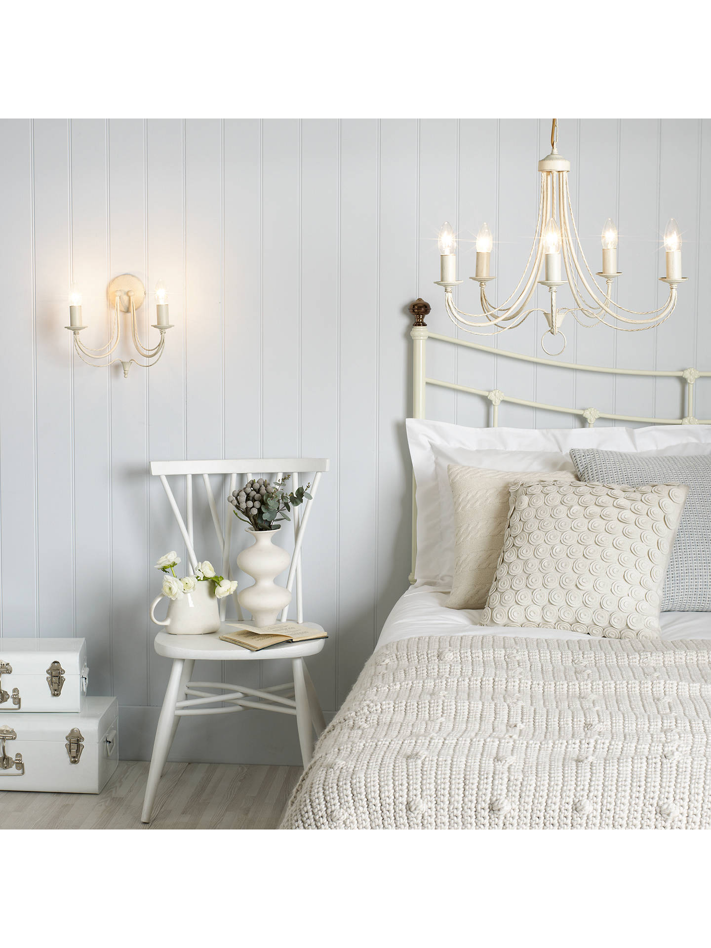Buy John Lewis & Partners Jubilee 2 Arm Wall Light Online at johnlewis.com