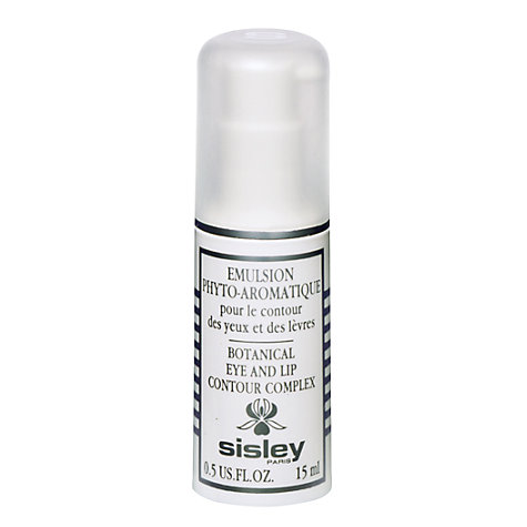 Buy Sisley Eye & Lip Contour Complex, 15ml Online at johnlewis.com