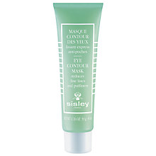 Buy Sisley Eye Contour Mask, 30ml Online at johnlewis.com