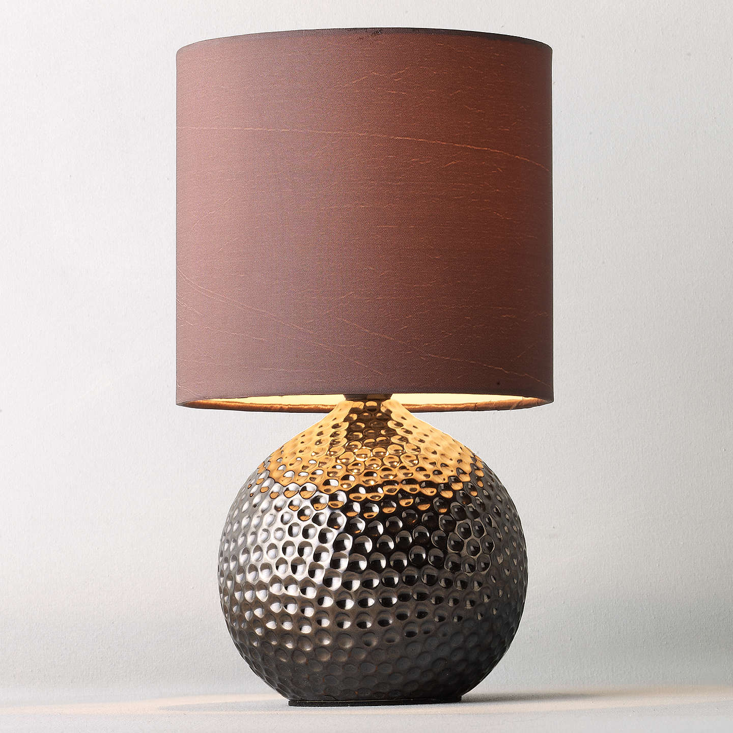 John lewis alisa table lamp bronze at john lewis buyjohn lewis alisa table lamp bronze online at johnlewis aloadofball Gallery