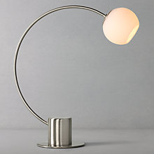 Buy John Lewis Helium Touch Table Lamp, Chrome Online at johnlewis.com