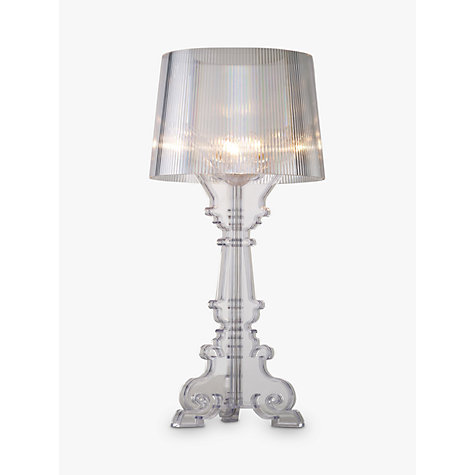 buy kartell bourgie table lamp john lewis. Black Bedroom Furniture Sets. Home Design Ideas