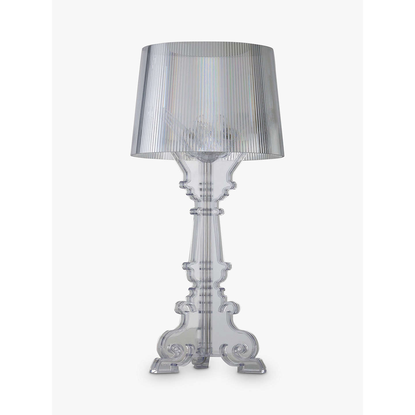 BuyKartell Bourgie Table Lamp, Clear Online at johnlewis.com