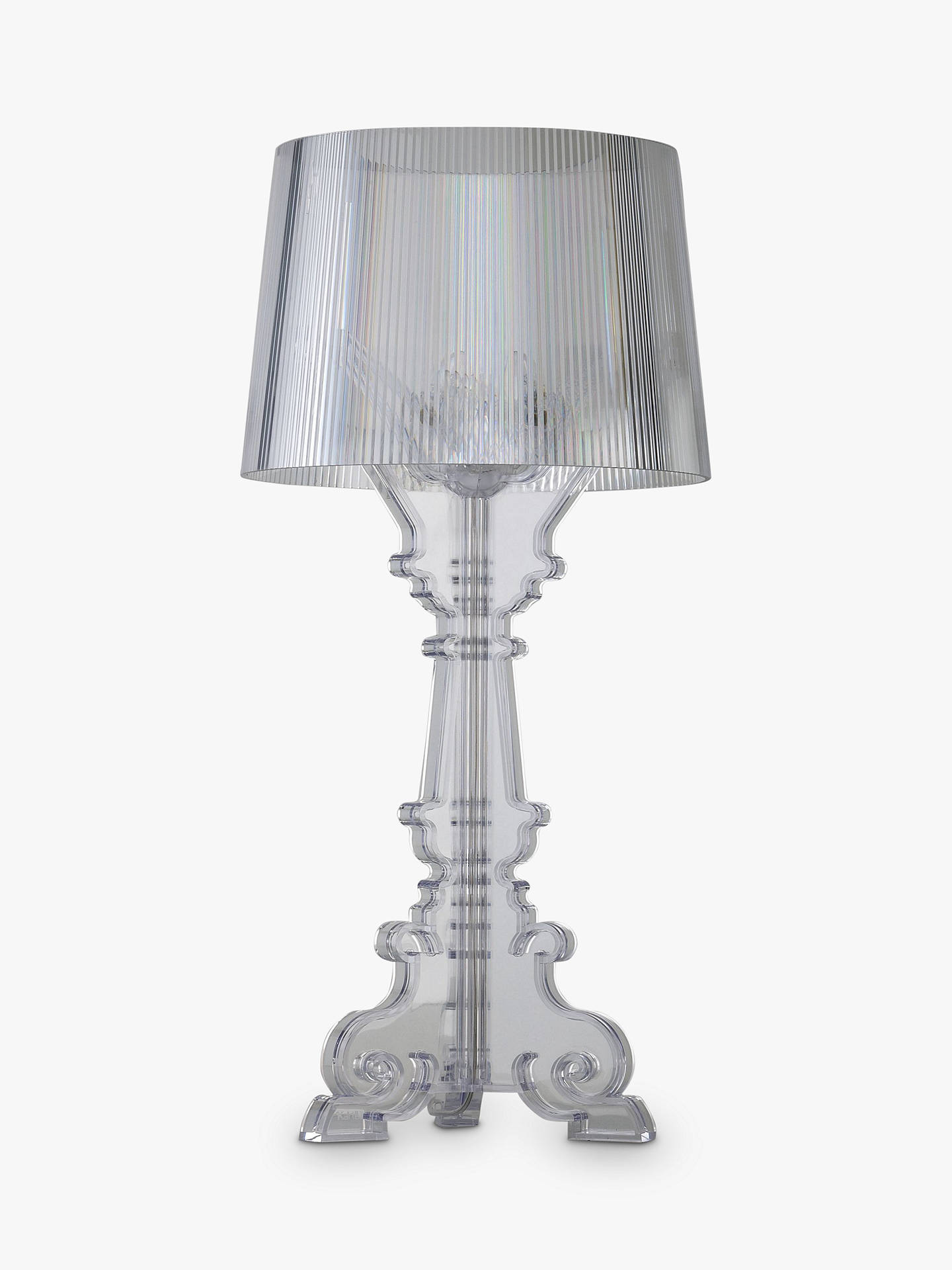 Kartell Bourgie Table Lamp At John Lewis Amp Partners