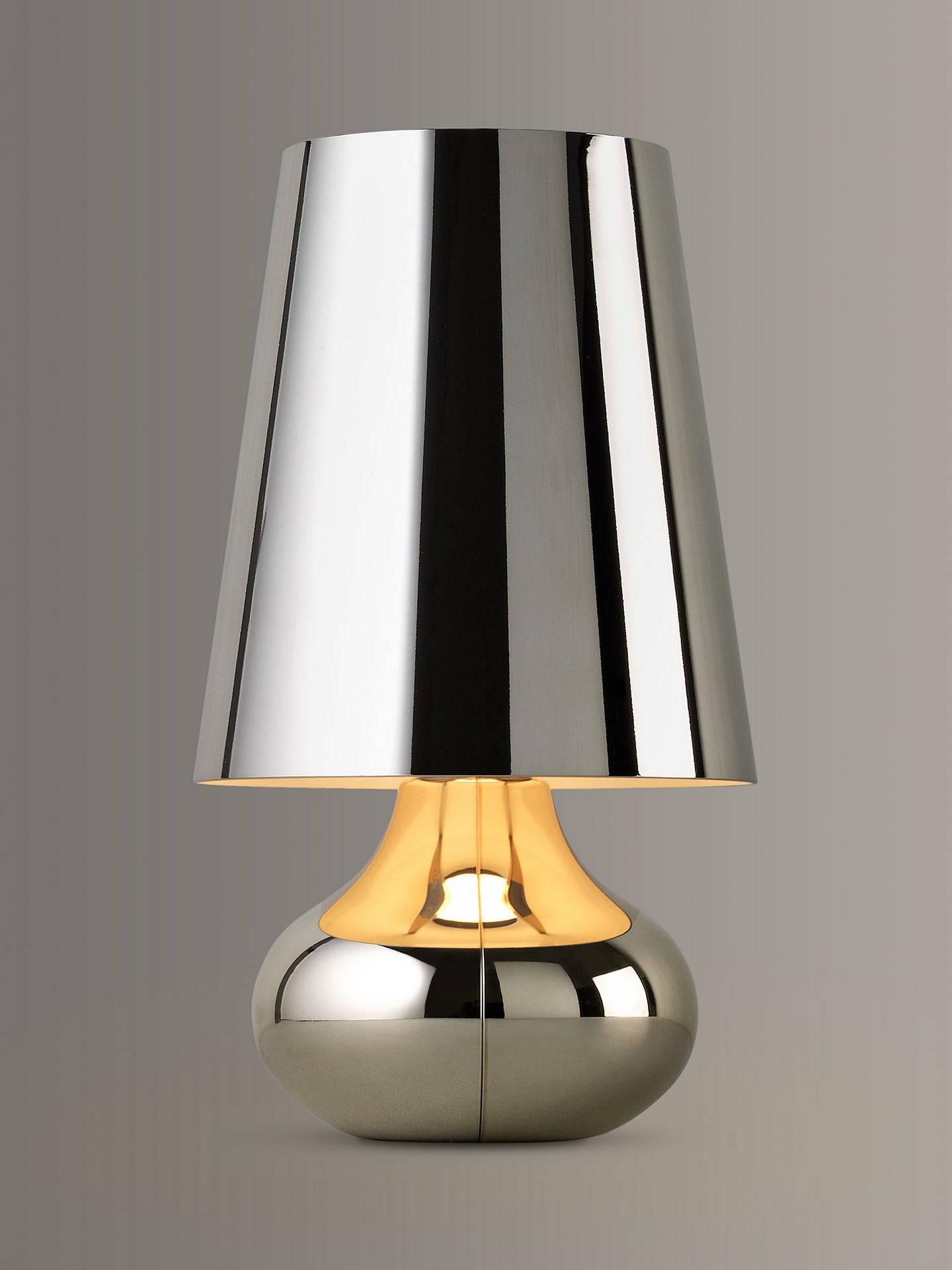 Buy Kartell Cindy Table Lamp Platinum