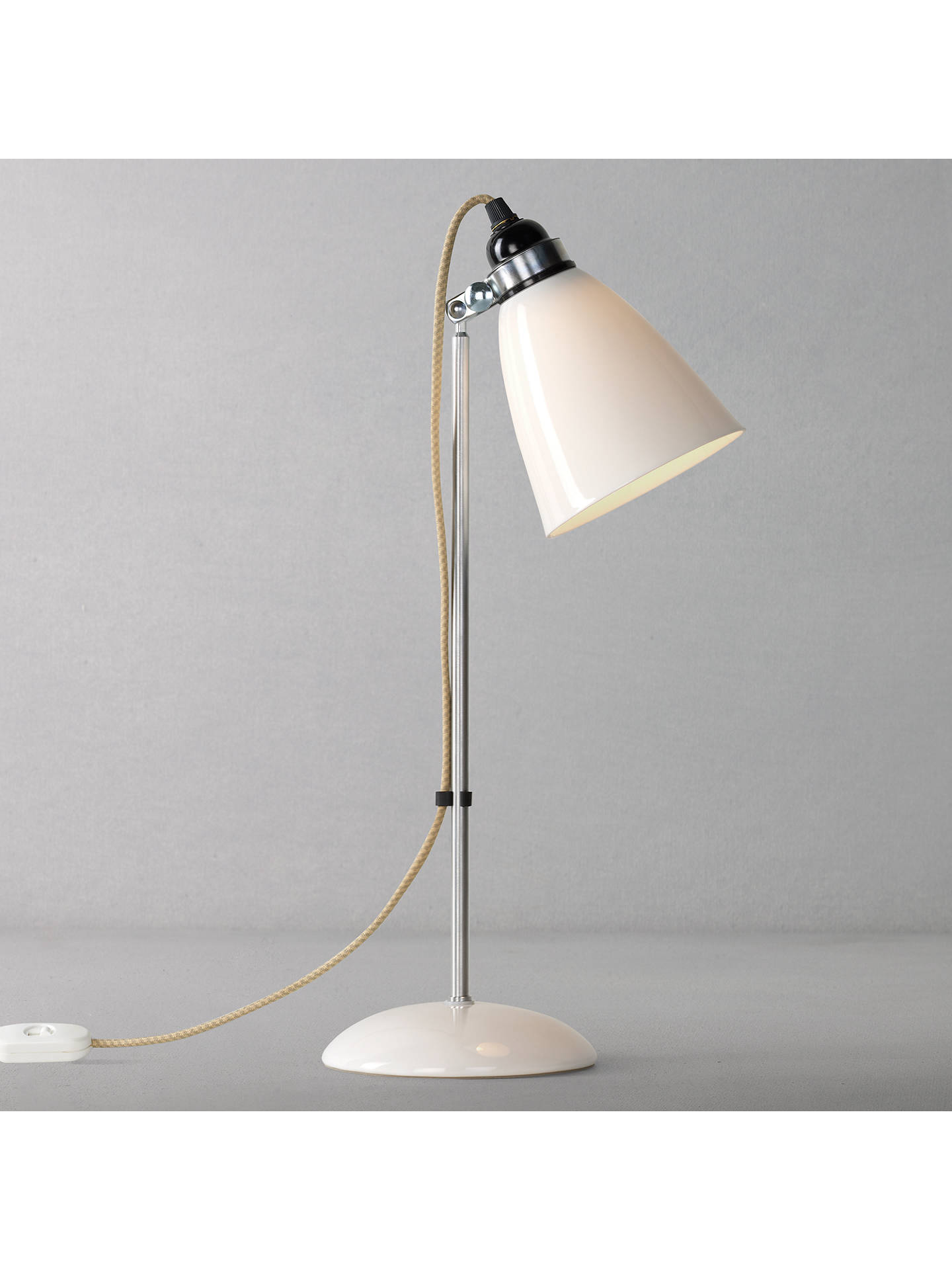 BuyOriginal BTC Hector Desk Lamp, FT198 Online at johnlewis.com