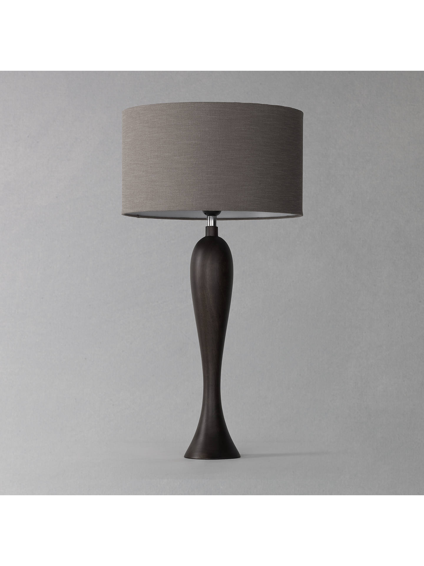 Buy John Lewis & Partners Joanna Lamp, Dark Online at johnlewis.com