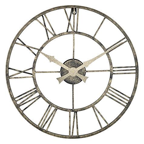 buy lascelles outdoor clock john lewis