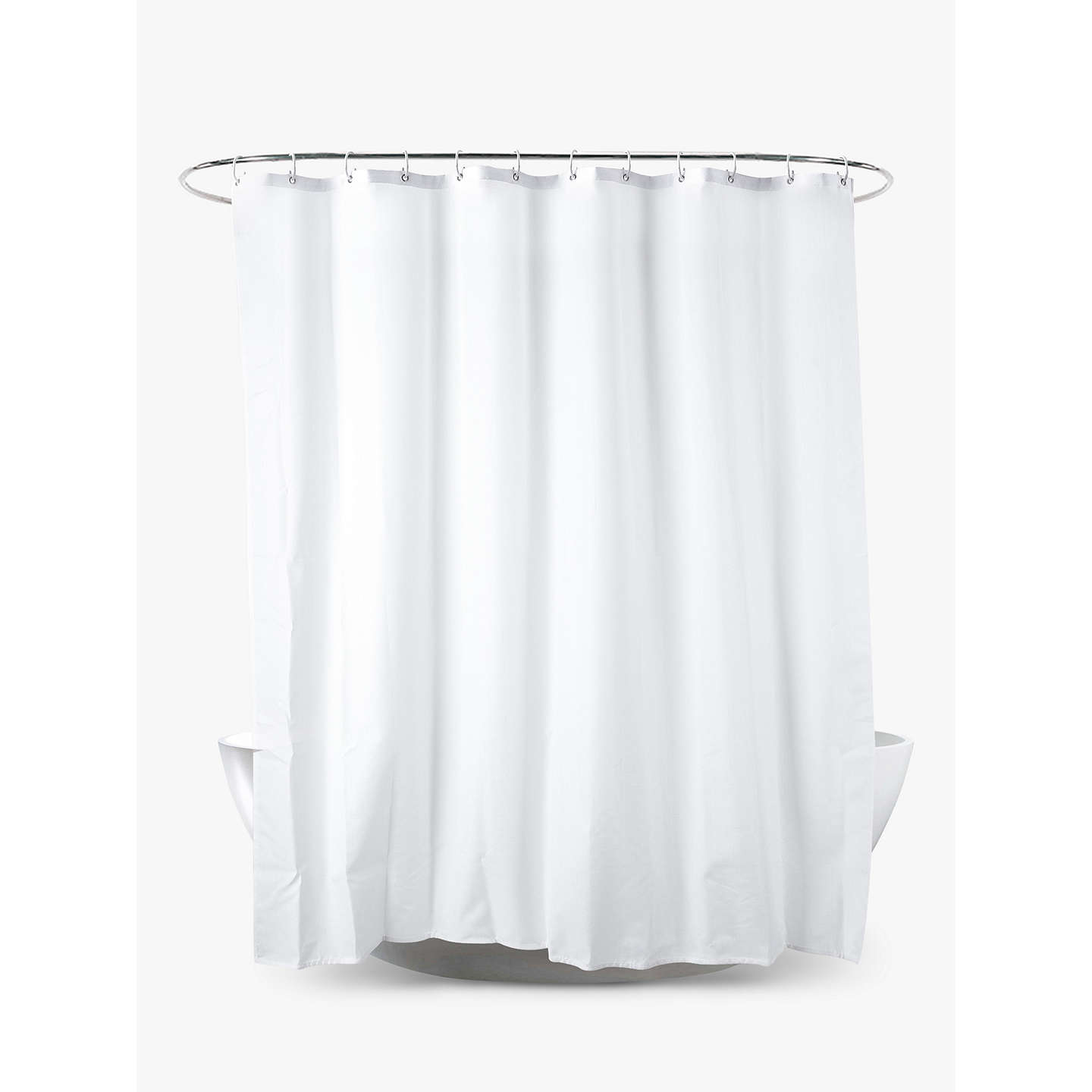 and curtains canvas shower white waffle curtain parachute products grey