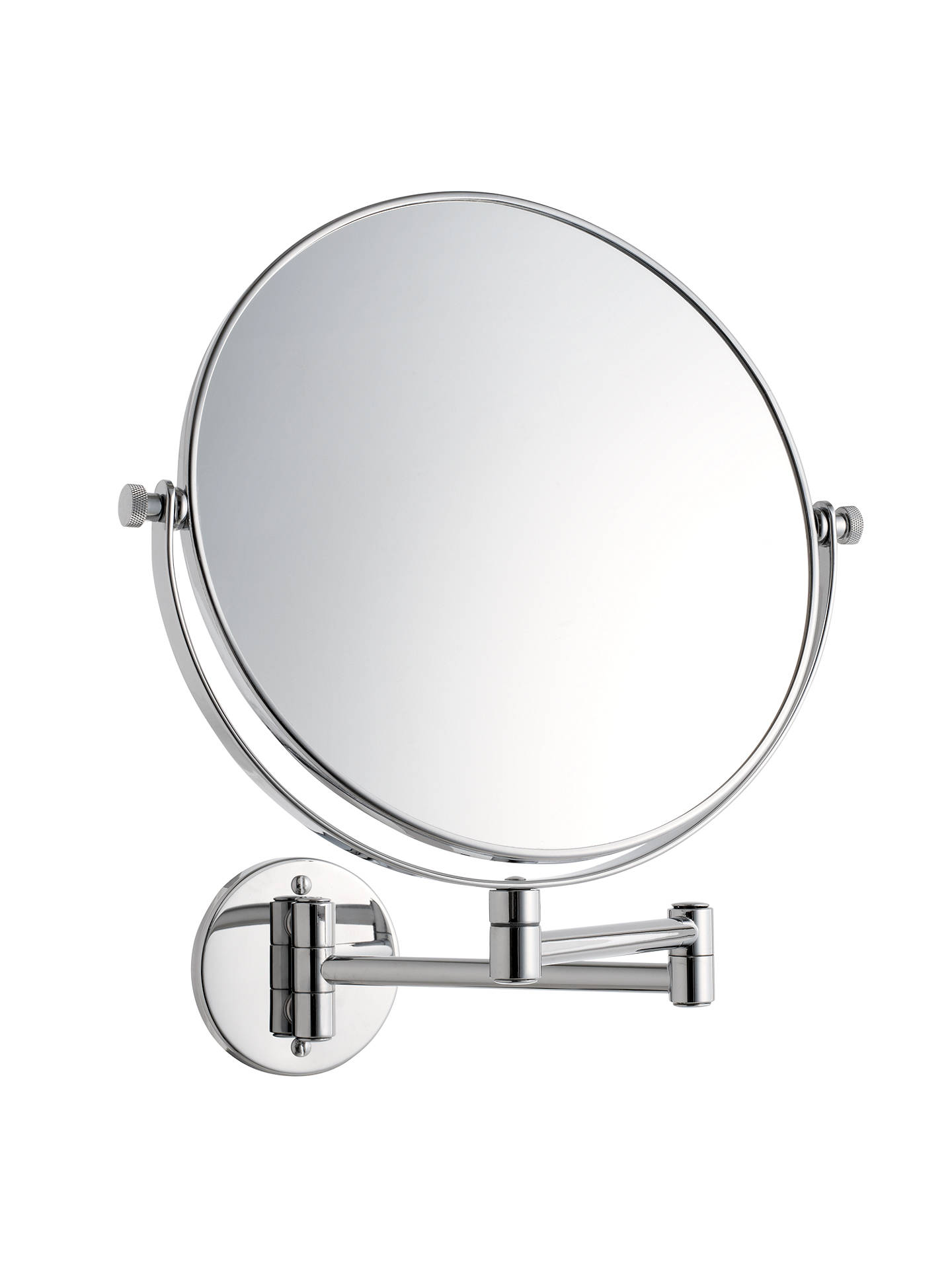 BuyJohn Lewis & Partners Extending Magnifying Bathroom Mirror, 25cm Online at johnlewis.com