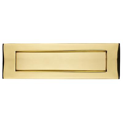John Lewis Letterbox Plate