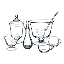LSA International Serve Glassware