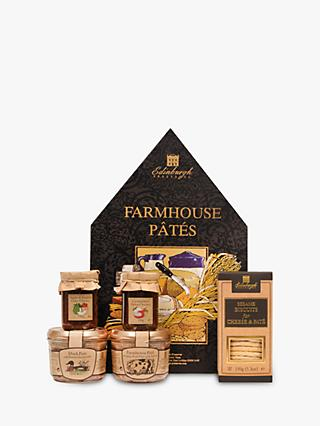Edinburgh Preserves Farmhouse Patés for Cheese Box, 710g