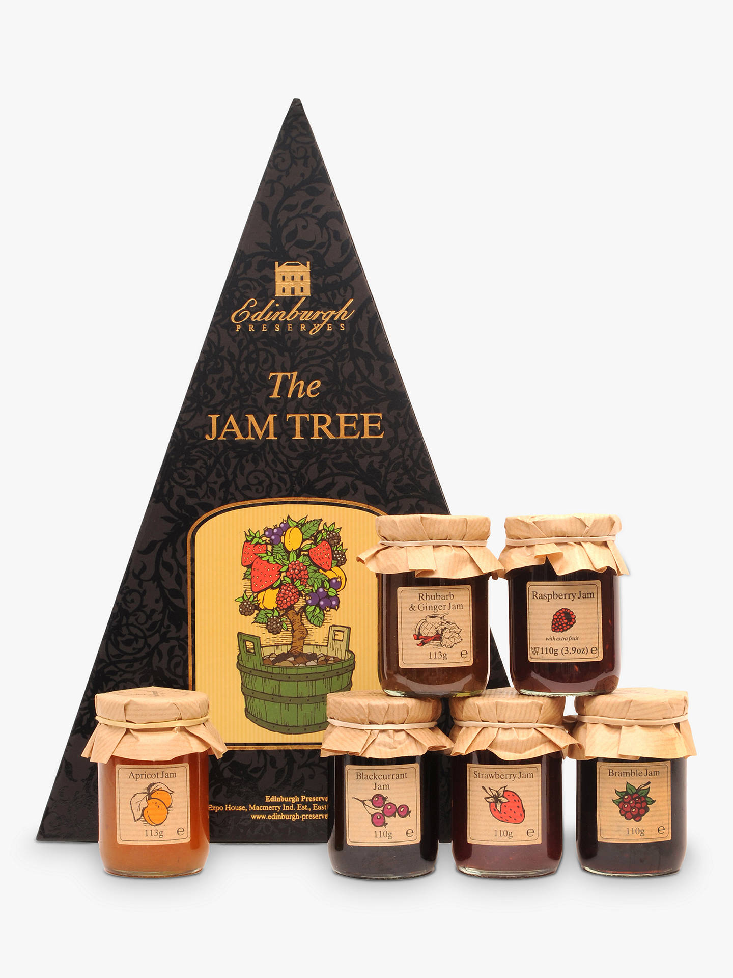 Edinburgh Preserves The Jam Tree Box 660g