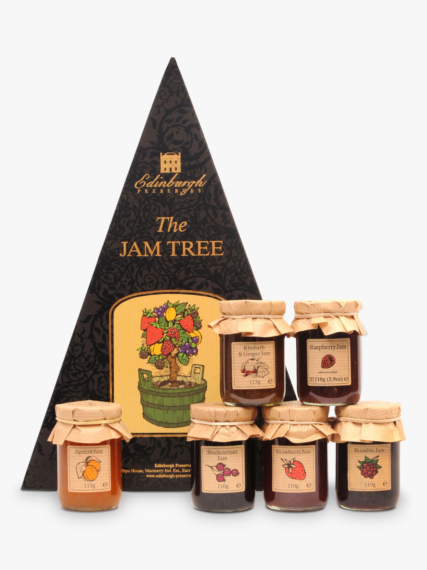 Edinburgh Preserves Edinburgh Preserves The Jam Tree Box, 660g
