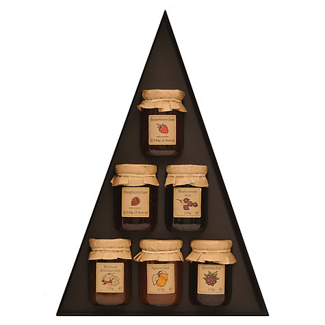 Buy Edinburgh Preserves The Jam Tree Box, 660g Online at johnlewis.com