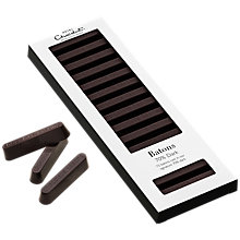 Buy Hotel Chocolat Dark Chocolate Batons, 120g Online at johnlewis.com