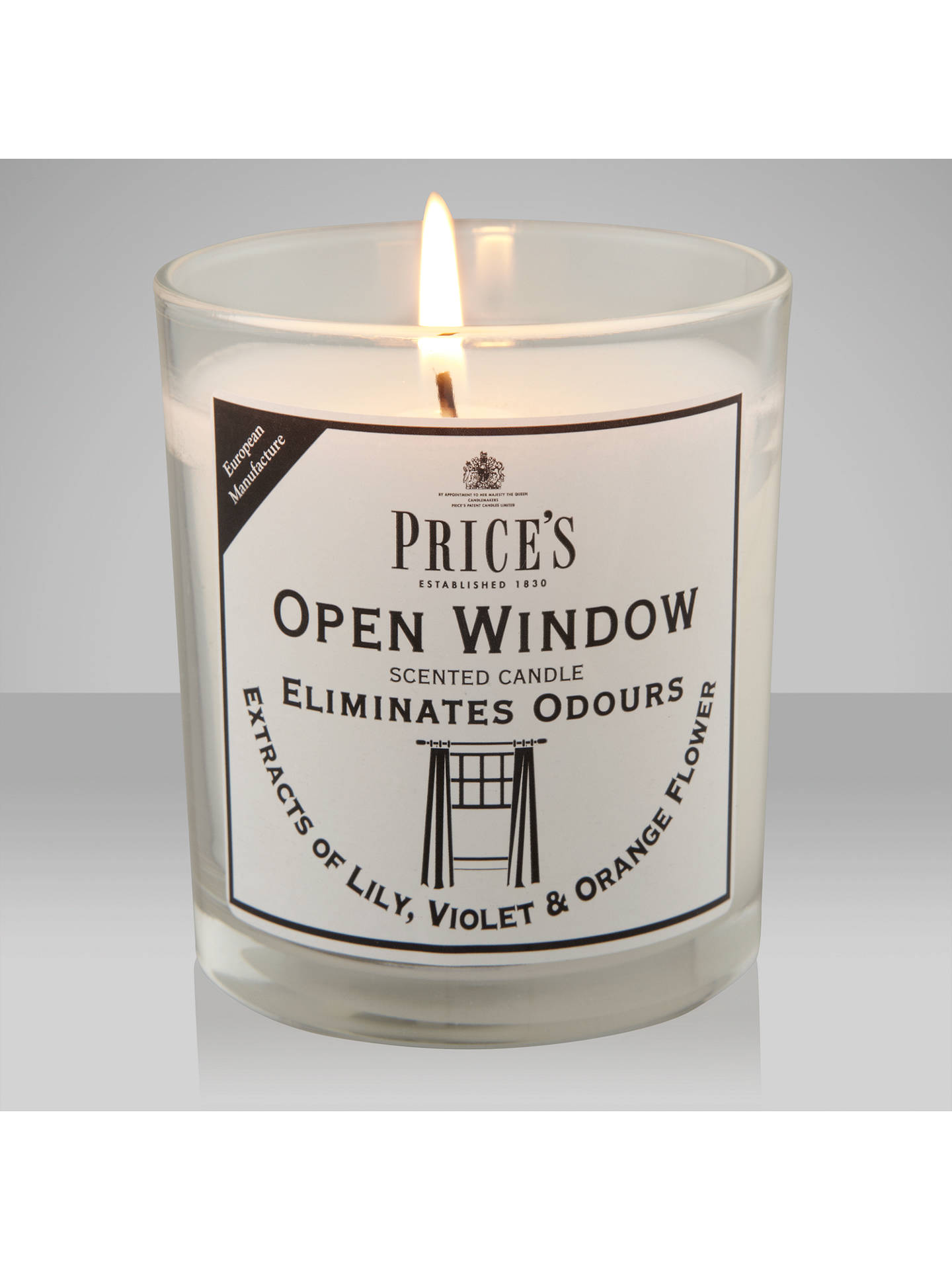 Buy Price's Open Window Candle in Jar Online at johnlewis.com