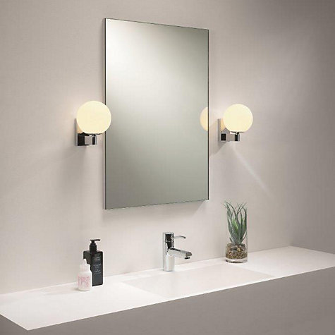 Buy astro sagara bathroom wall light john lewis John lewis bathroom design and fitting
