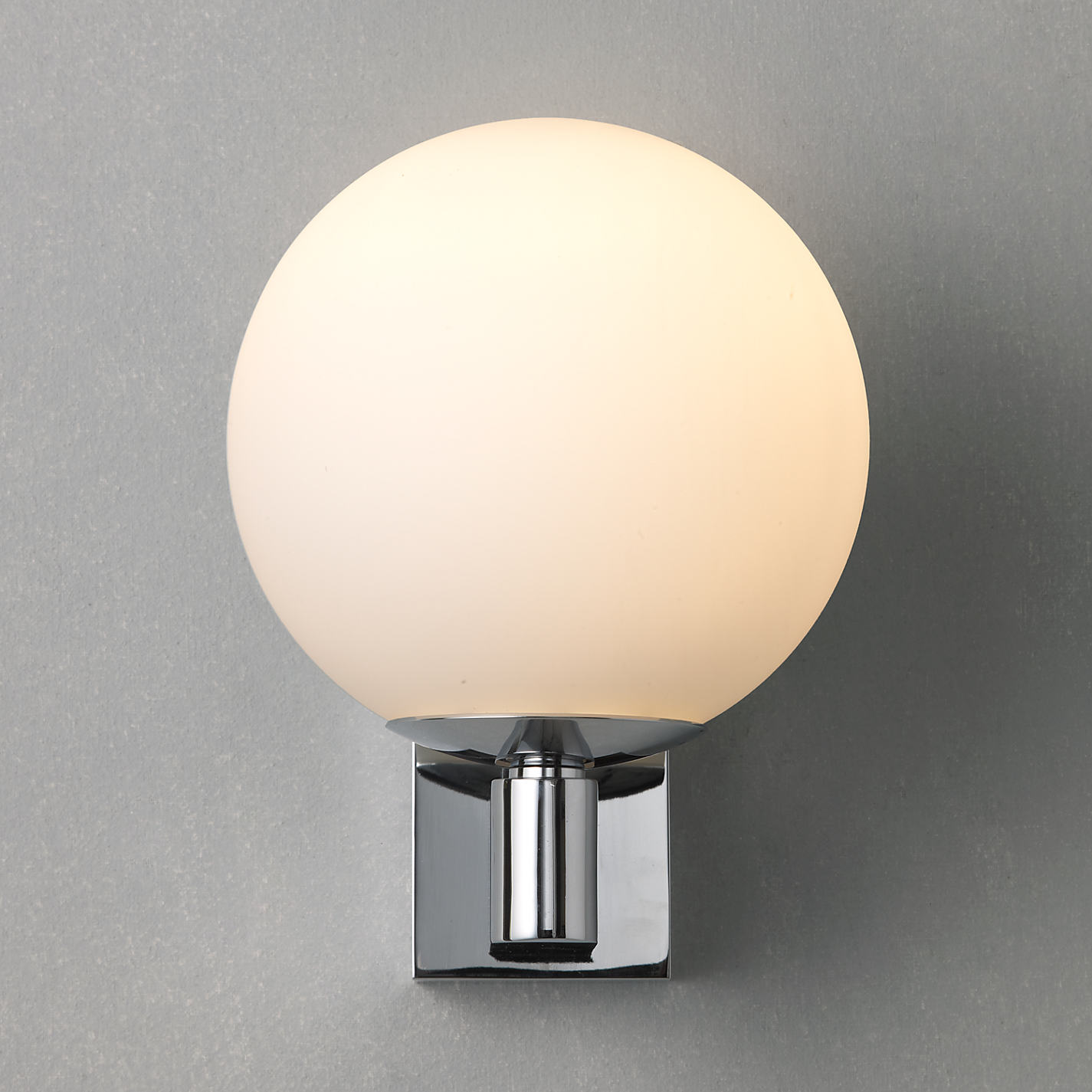 Bathroom Wall Lights John Lewis buy astro sagara bathroom wall light | john lewis