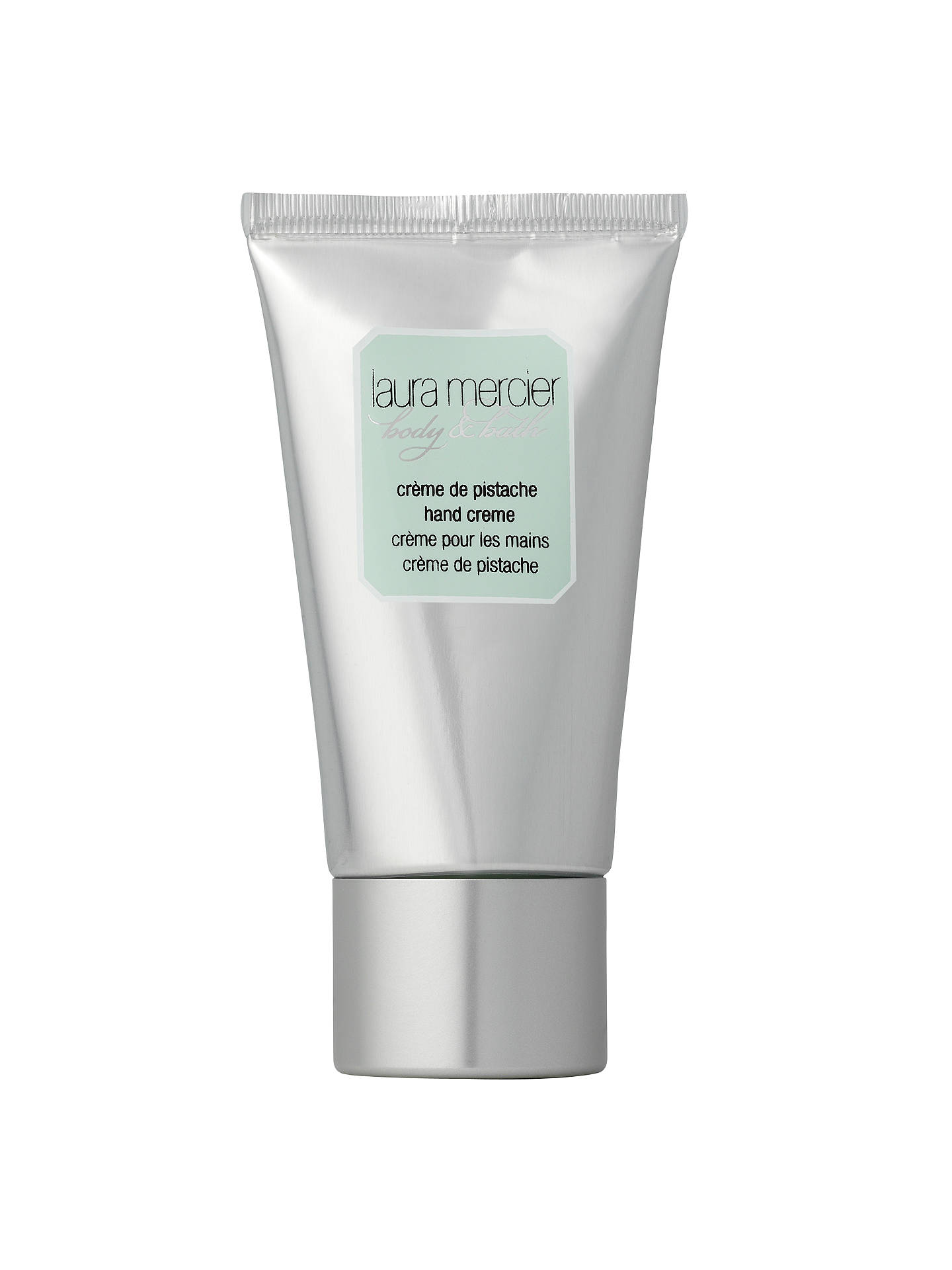 Buy Laura Mercier de Pistache Hand Crème, 50g Online at johnlewis.com