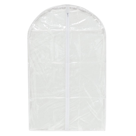 Buy John Lewis Short Transparent Clothes Cover, Pack of 2 Online at johnlewis.com