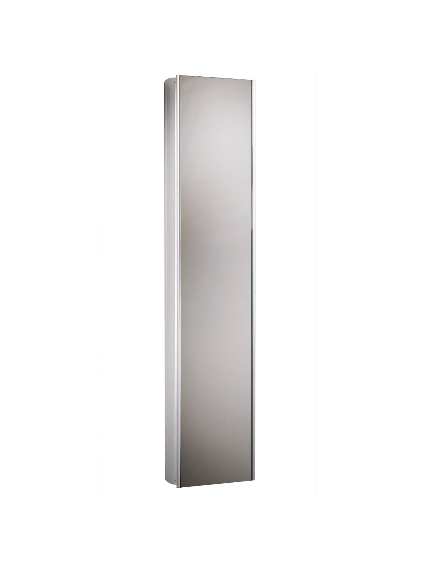 BuyRoper Rhodes Reference Tall Mirrored Bathroom Cabinet Online at johnlewis.com