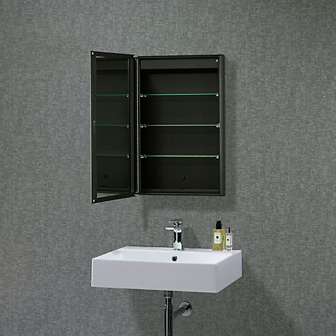 double sided mirror bathroom cabinet buy roper limit slimline single bathroom cabinet 23100