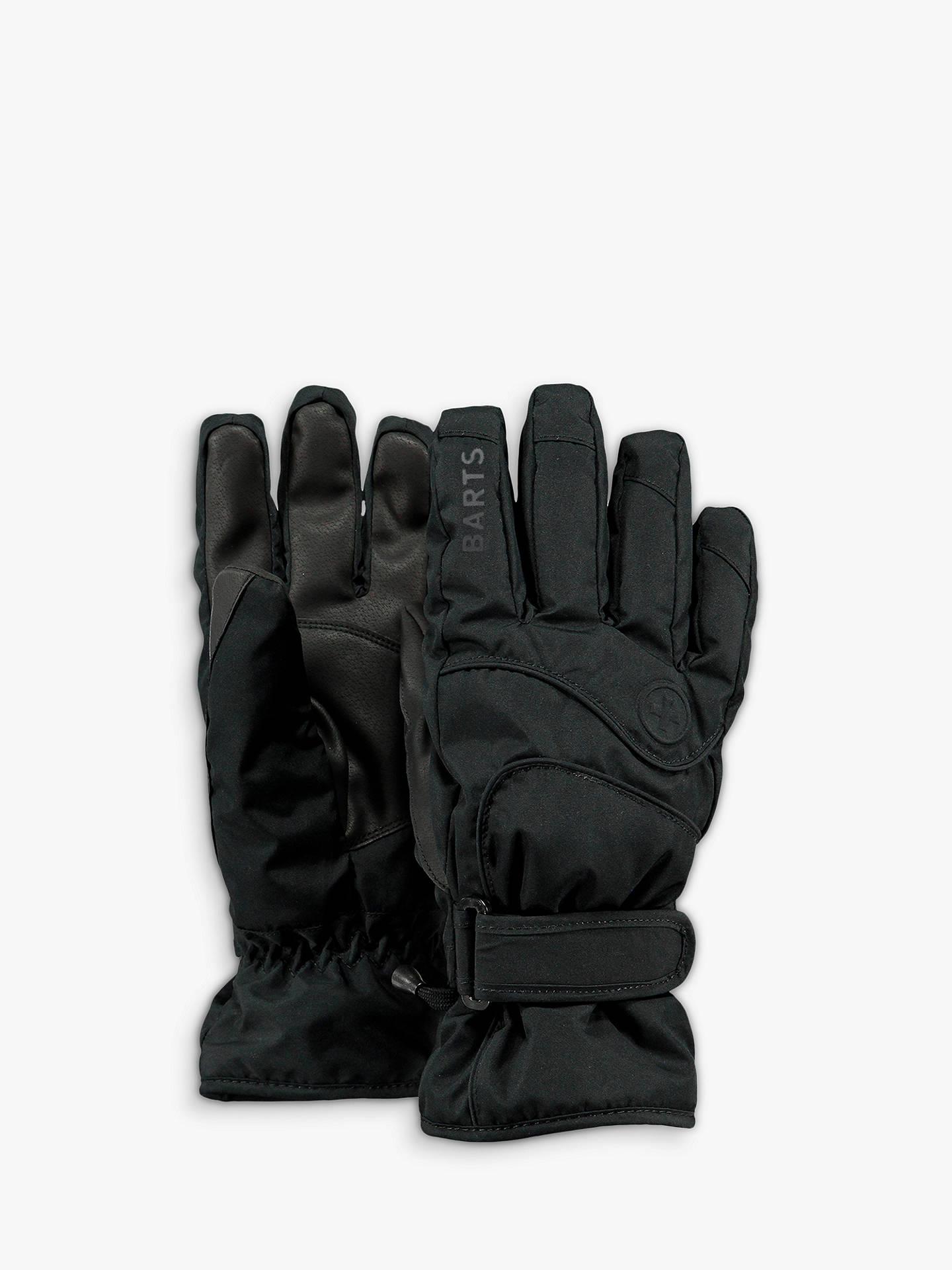 BuyBarts Basic Unisex Ski Gloves 2bfcd50f7e69