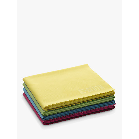 Buy e-cloth General Purpose Cloths, Pack of 4 Online at johnlewis.com