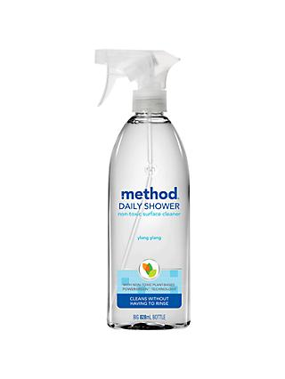 Method Shower Cleaner Spray, Ylang Ylang