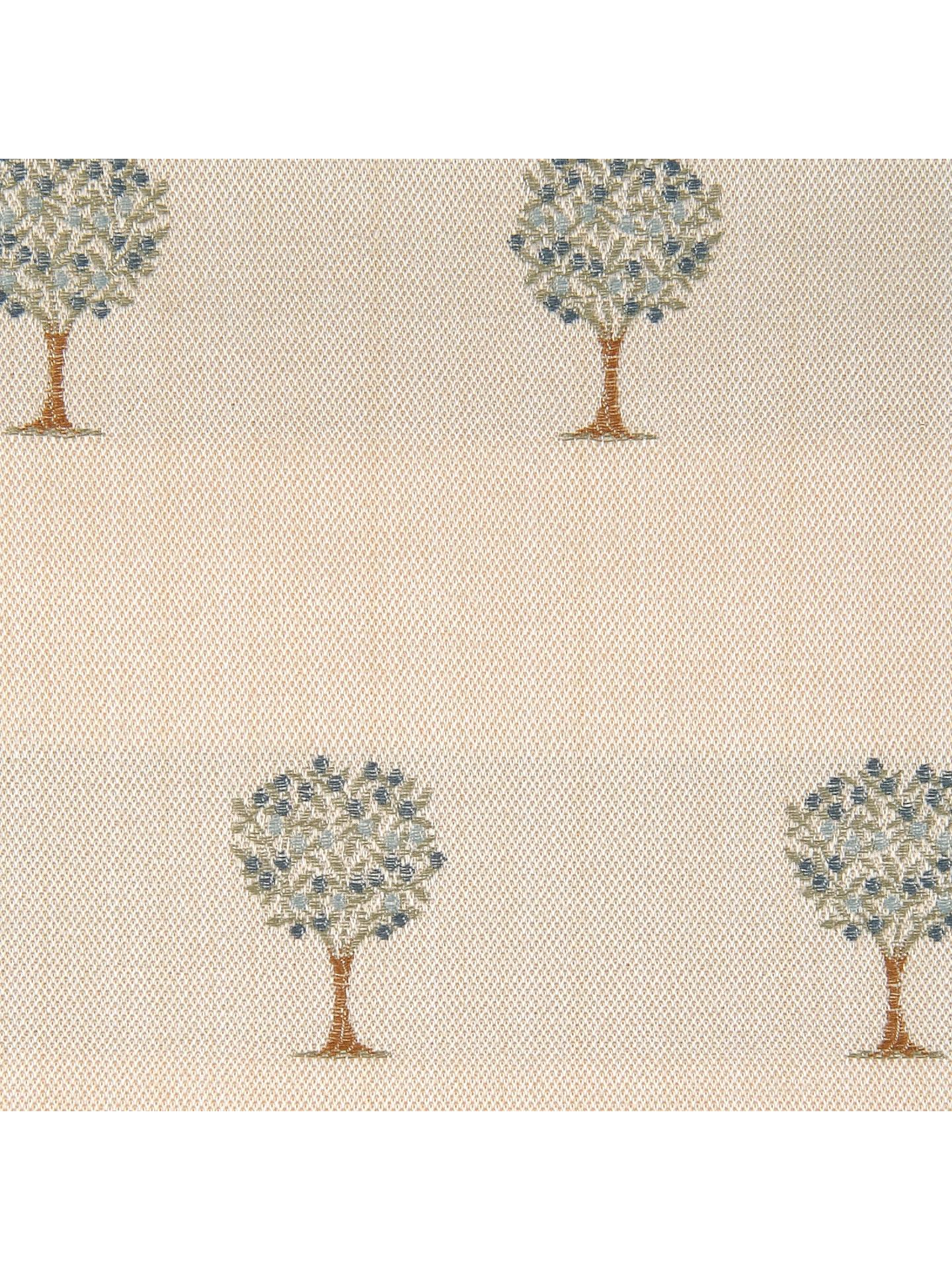 John Lewis Partners Cheltenham Furnishing Fabric Aqua Online At Johnlewis