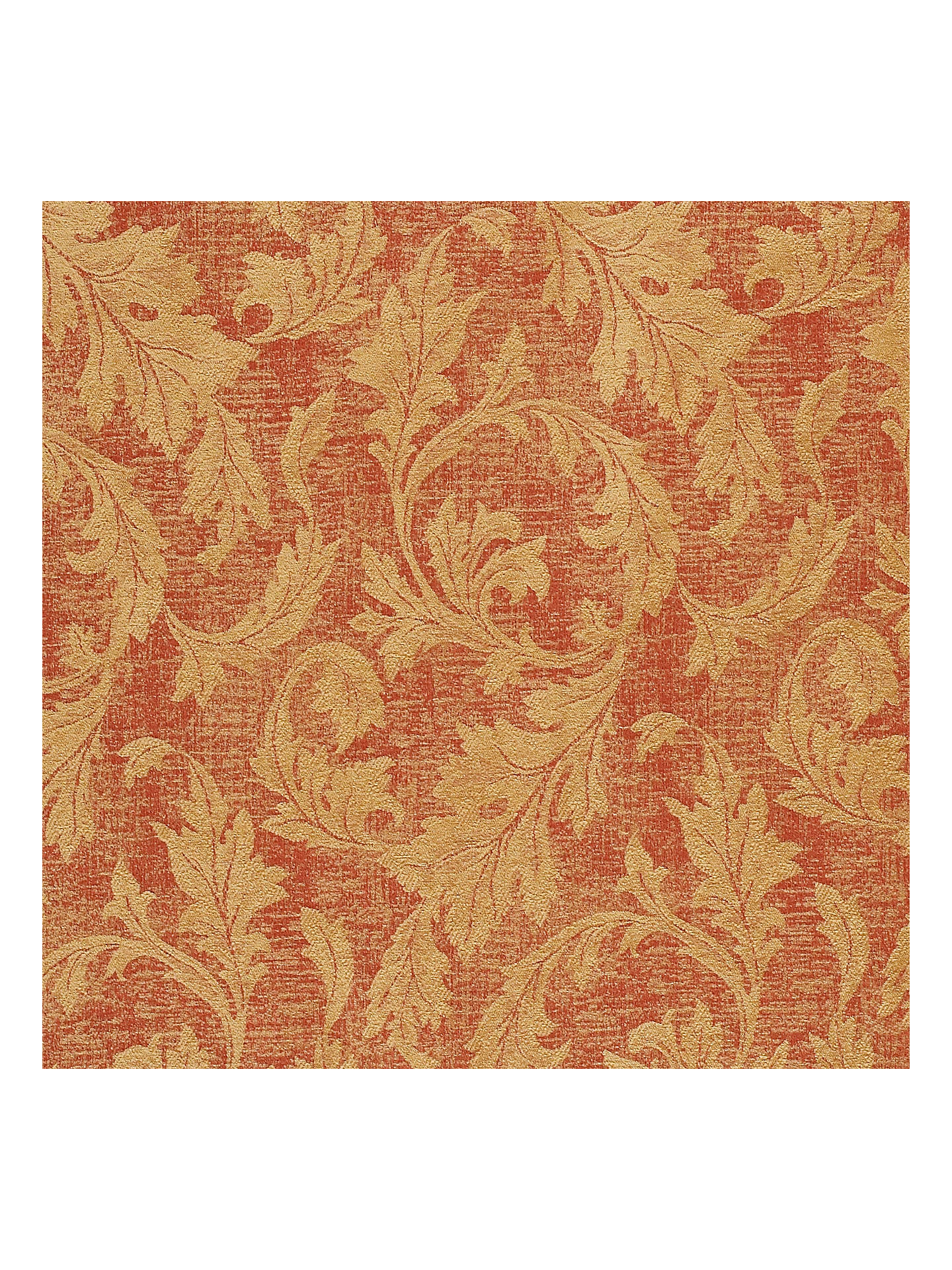 Buy John Lewis & Partners Romance Furnishing Fabric, Red Online at johnlewis.com