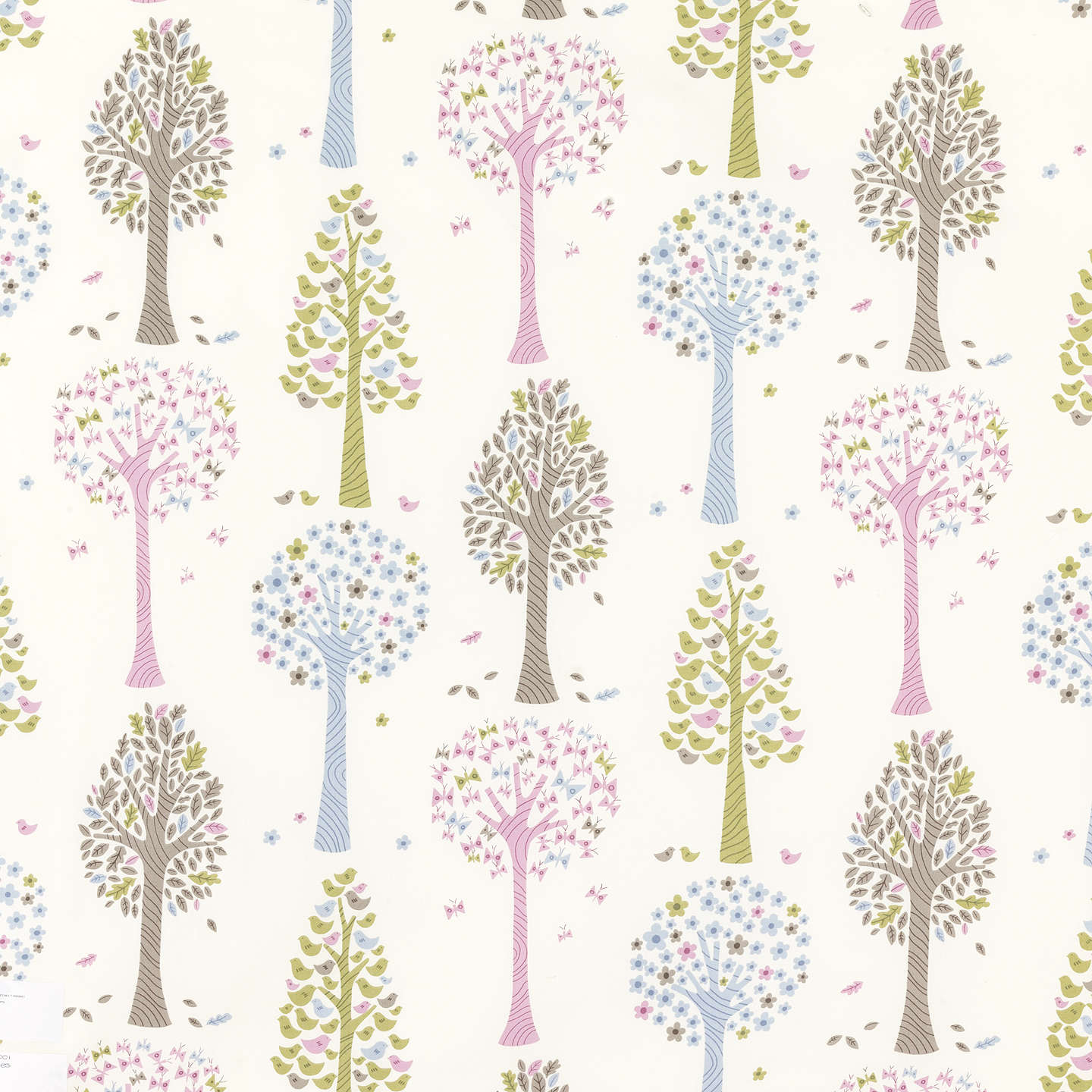 Little Home At John Lewis Magic Trees Furnishing Fabric At