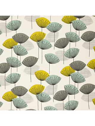 Sanderson Dandelion Clocks Furnishing Fabric