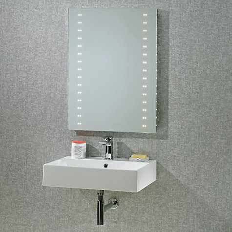 Bathroom Mirror Lights John Lewis illuminated | mirrors | john lewis