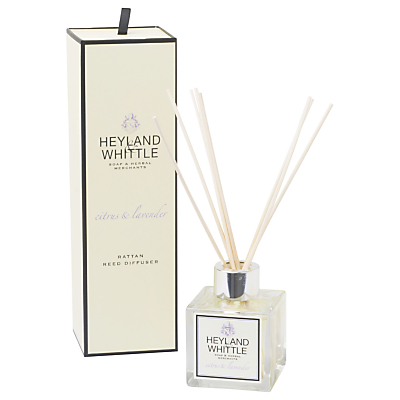 Heyland & Whittle Citrus & Lavender Diffuser, 100ml