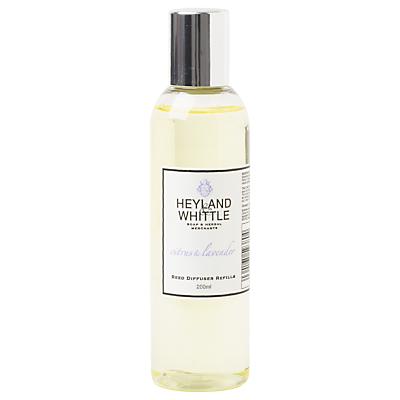 Heyland & Whittle Citrus & Lavender Diffuser Refill, 200ml