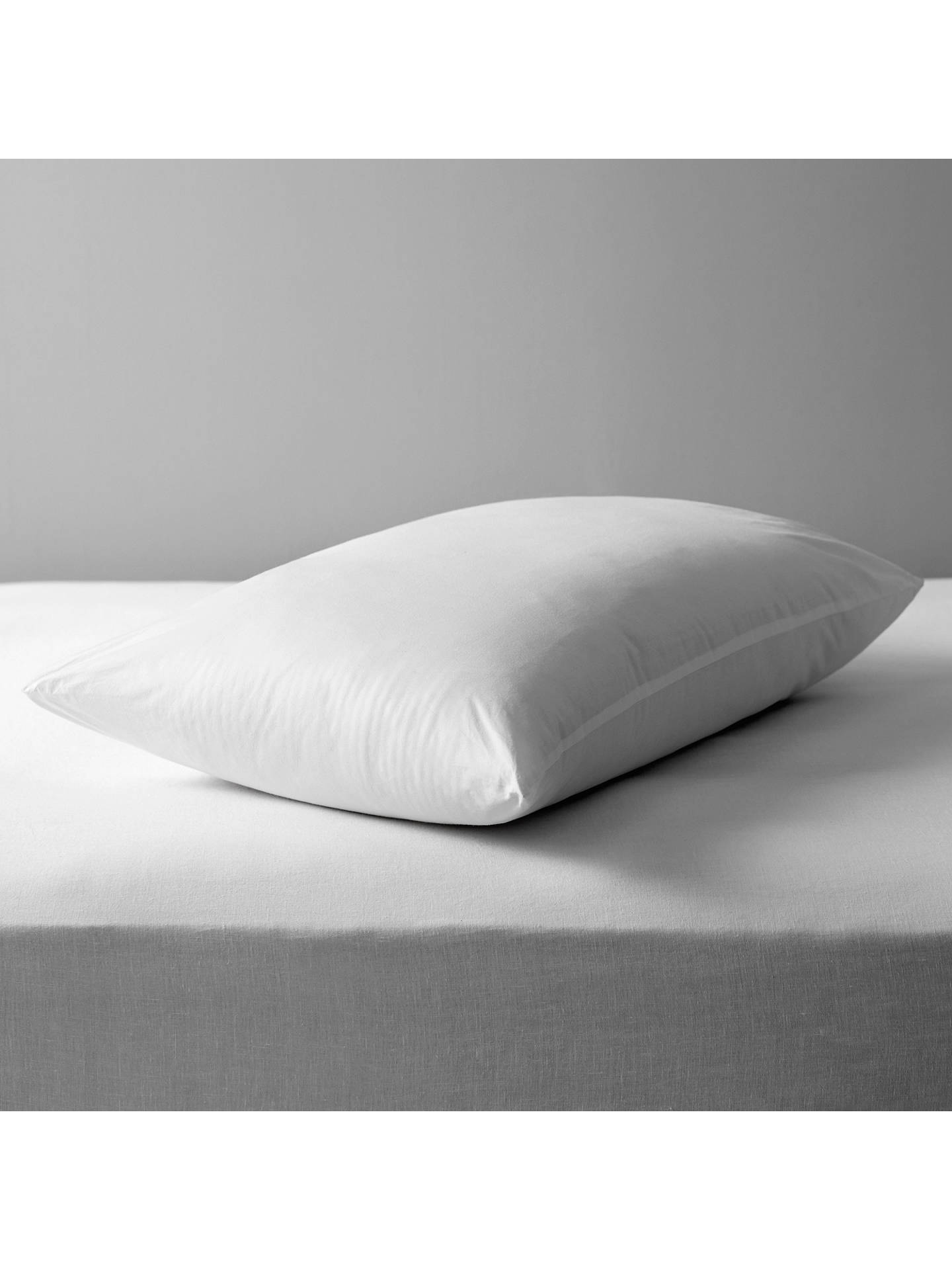 BuyDevon Duvets Wool Standard Pillow Online at johnlewis.com