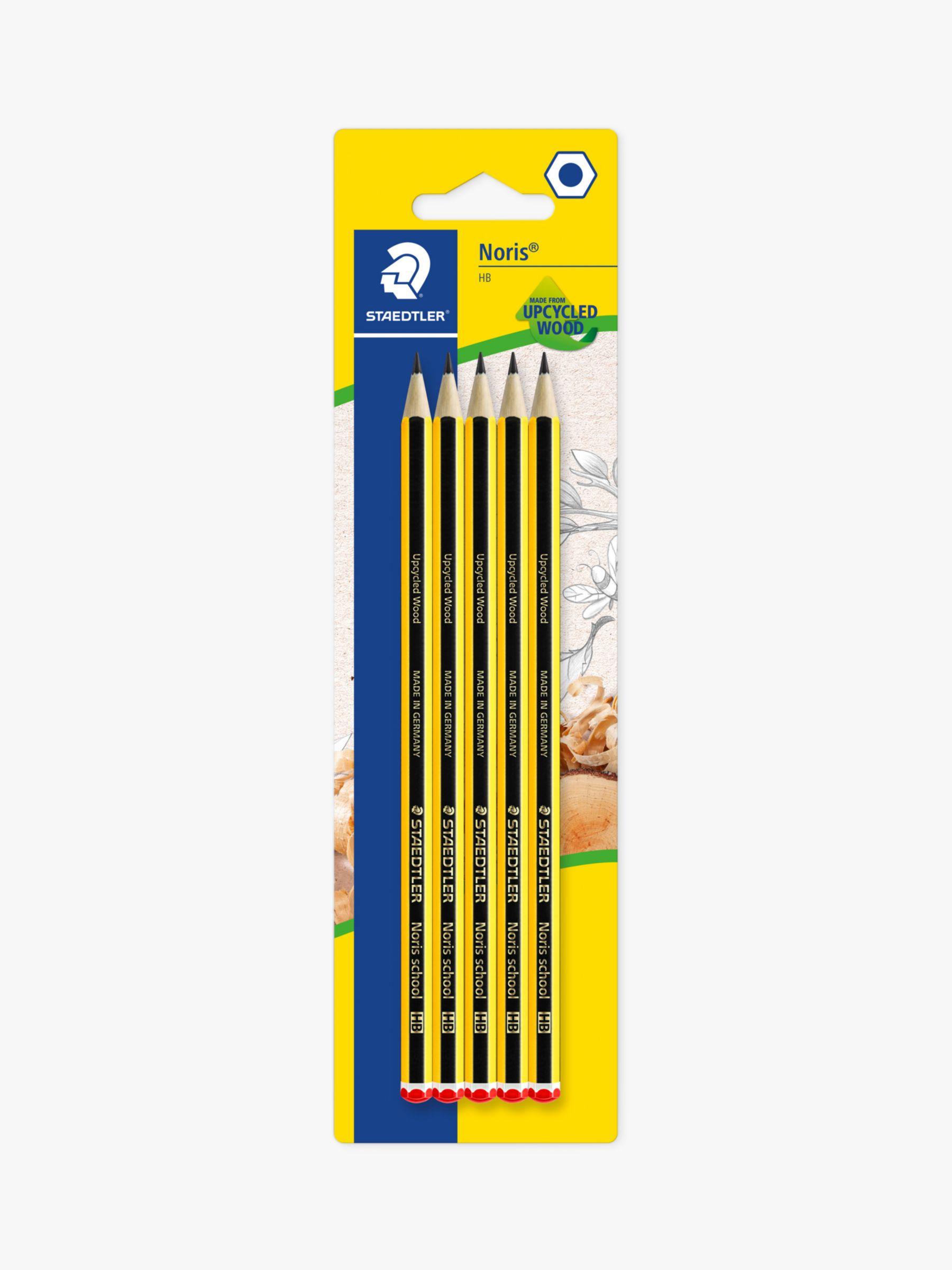 Staedtler STAEDTLER Noris HB Pencils, Pack of 5