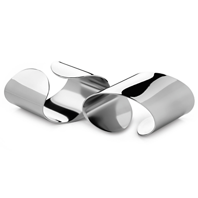 Robert Welch Radford Napkin Rings, Set of 2