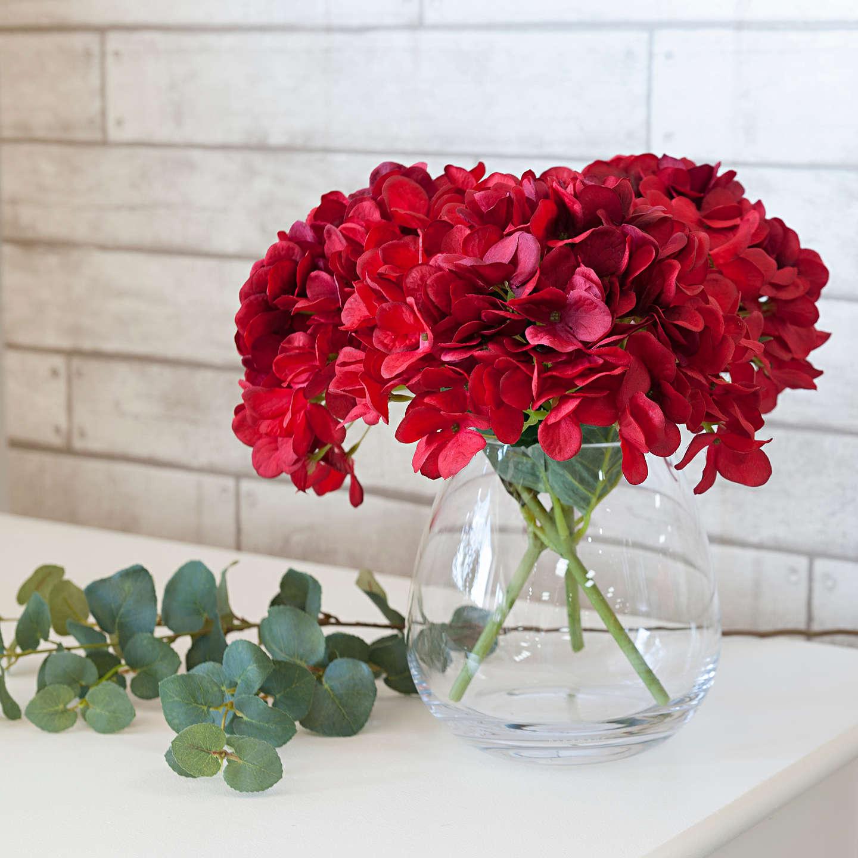 LSA Flower Table Bouquet Vase, H17cm at John Lewis