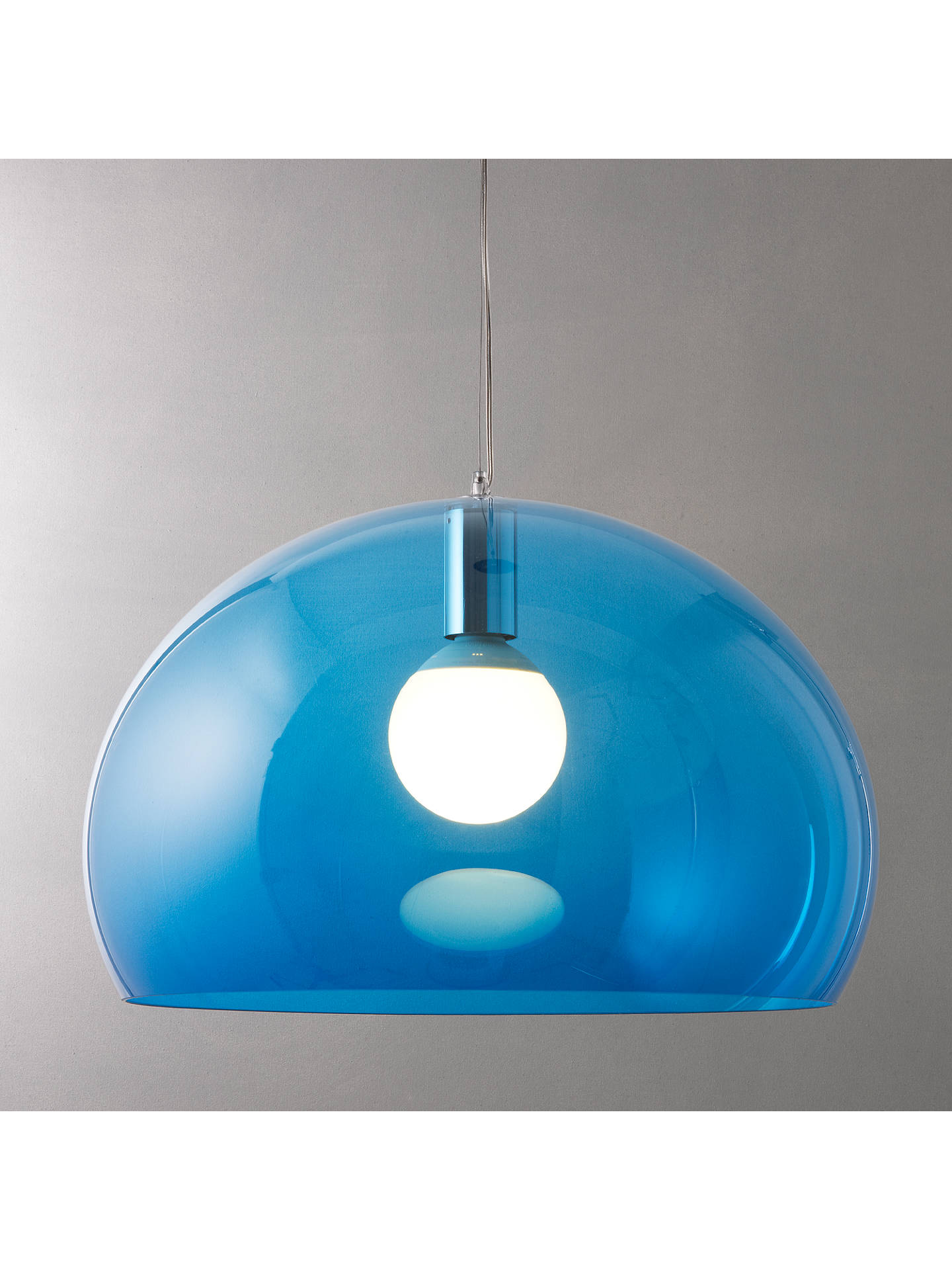 Kartell FLY Ceiling Light at John Lewis & Partners