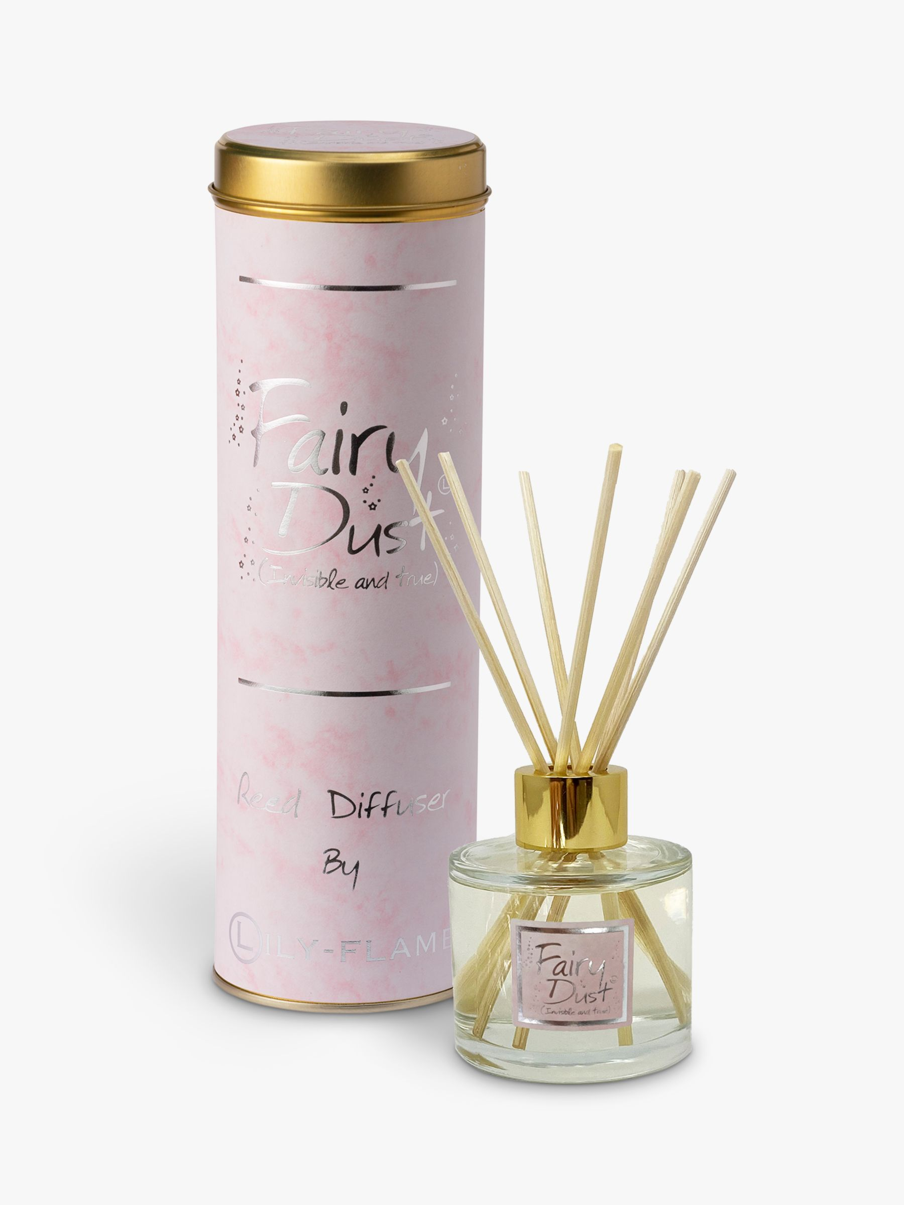 Lily-Flame Lily-flame Fairy Dust Reed Diffuser, 100ml