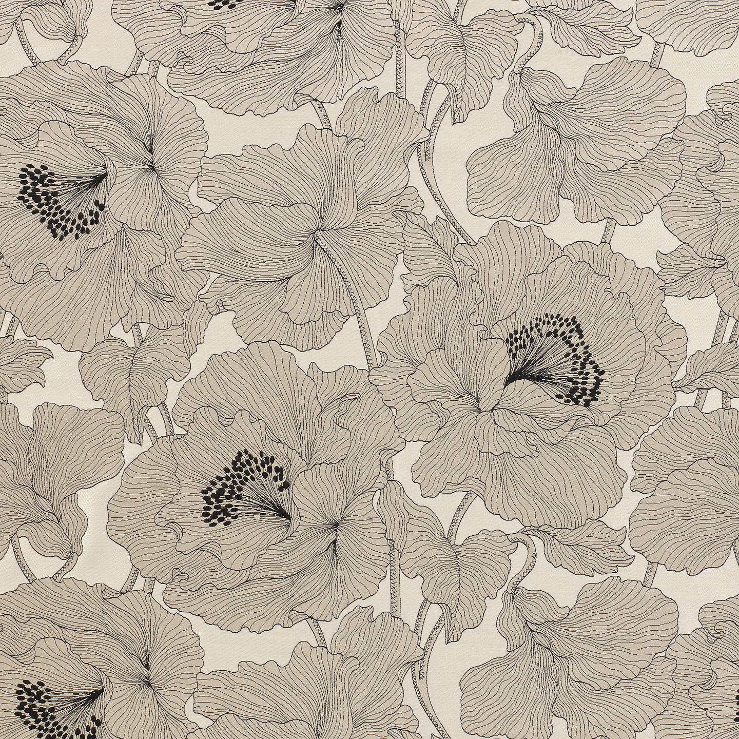 John lewis atulya flower furnishing fabric at john lewis buyjohn lewis atulya flower furnishing fabric cream online at johnlewis gumiabroncs Image collections